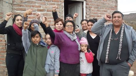 Mapuche community in Argentina fights fracking site - BBC News   Backstabber Watch   Scoop.it