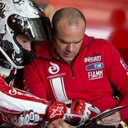 Aragon WSBK: Bee sting adds to Checa's woes | Ductalk Ducati News | Scoop.it