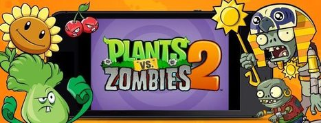 Plants vs Zombies 2 APK for Android Download | Technology benefits Life | Scoop.it