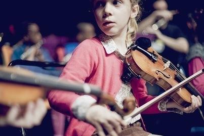 Démos ou l'intégration par l'orchestre   La-Croix.com   Genève multiculturelle   Scoop.it