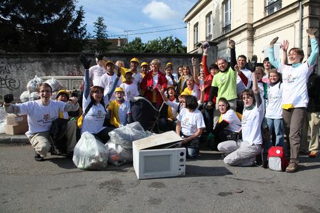 Clean Up Day France : opération accomplie | Economie Responsable et Consommation Collaborative | Scoop.it