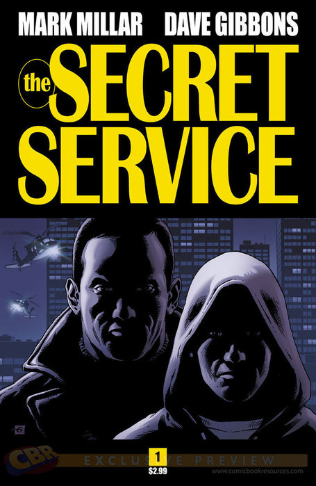 The Secret Service en voie d'adaptation cinématographique ! | Comics France | Scoop.it