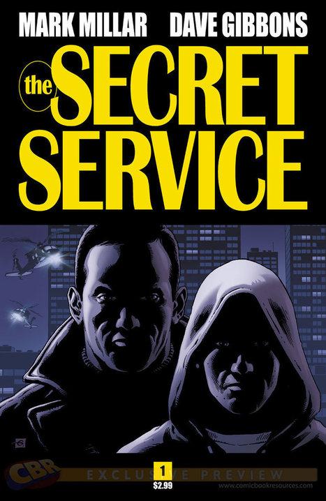 The Secret Service en voie d'adaptation cinématographique ! | Comics France | Scoop.it