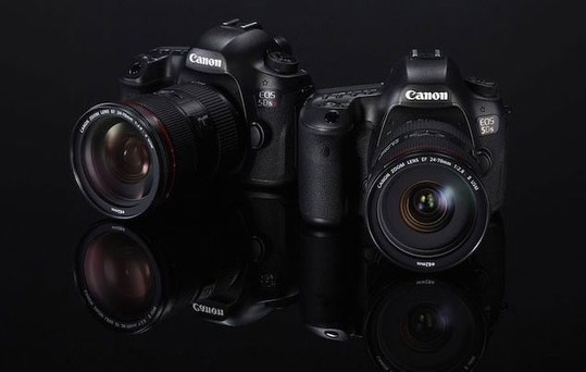 Manual for EOS 5DS & EOS 5DS R Available