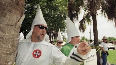 Le Ku Klux Klan lance ses rondes de quartier en Pennsylvanie | Ku klux klan | Scoop.it