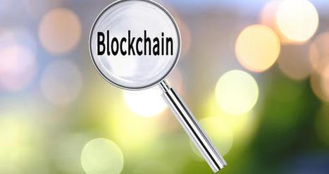 Blockchain : la France bientôt leader ? | L'Atelier : Accelerating Innovation | Machines Pensantes | Scoop.it