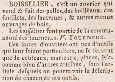 Châteauneuf et Jumilhac: Métier de boisselier | GenealoNet | Scoop.it