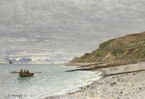Monet en 1867 à Sainte-Adresse - Le Blog de VisiMuZ | VisiMuZ : les guides des musées sur tablettes | Scoop.it