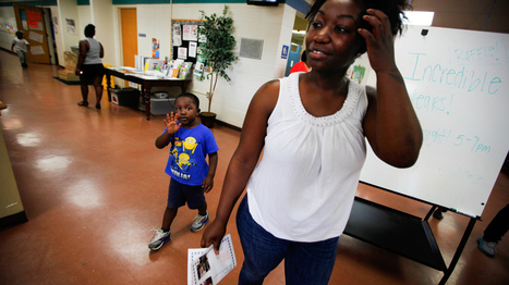 Research On Tulsa's Head Start Program Finds Lasting Gains | Early Childhood Resources | Scoop.it