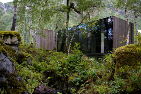 A Decentralized Hotel In The Norwegian Woods | sustainable architecture | Scoop.it