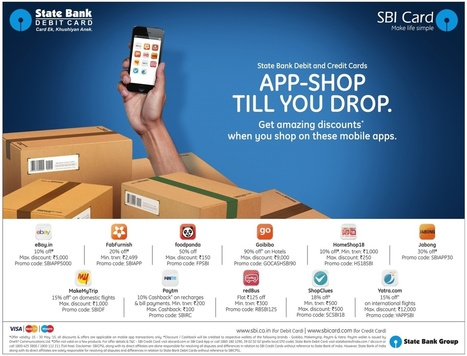 Sbi discount coupon for ebay