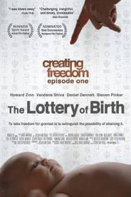 """""""The Lottery of Birth"""" - the best documentary of 2013 that you probably didn't get to see.. 