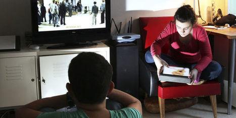Ecrans : des pédiatres préoccupés - le Monde | Médias et Santé | Scoop.it