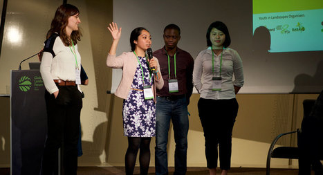 Become a youth facilitator at the 2016 Global Landscapes Forum! - 2016 Global Landscapes Forum: Marrakesh | MAIB FTN Community Press Review 2011-2017 | Scoop.it