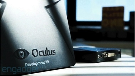 Virtual Reality now: hands-on with the Oculus Rift final development kit | VR & Simulations | Scoop.it