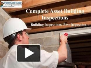 Complete Asset Building Inspections | Complete Asset Building Inspections | Scoop.it