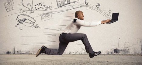 Speed is Key To Startup Success (Here's How To Move Fast) | Competitive Edge | Scoop.it