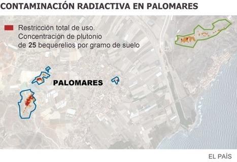 La descontaminación radioactiva de Palomares costará 640 millones | Legendo | Scoop.it