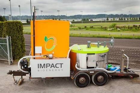 This HORSE converts food waste into fertilizer and energy | Vertical Farm - Food Factory | Scoop.it
