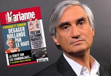 "Maurice Szafran, PDG de ""Marianne"", quitte ses fonctions | DocPresseESJ | Scoop.it"