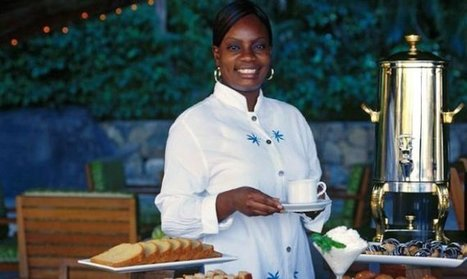 Afternoon Tea in Paradise | Caribbean Island Travel | Scoop.it