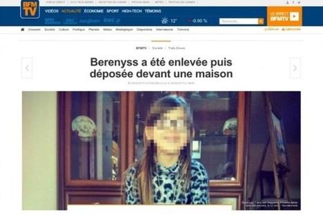 Les Inrocks - Pourquoi certains médias floutent le visage de Bérenyss, et d'autres pas   Clemi - Médias : questions et réponses du droit   Scoop.it