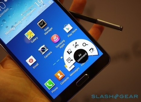 Samsung Galaxy Note 3 hits T-Mobile Wednesday on pre-order | Mobile IT | Scoop.it