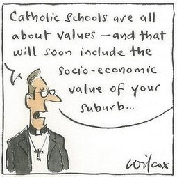 Catholic schools in rich areas to charge higher fees | Year 11 and 12 Business Studies | Scoop.it