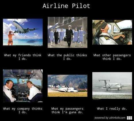 Airline Pilot | What I really do | Scoop.it