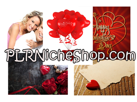 New Valentine PLR Pack with Pictures! | Work At Home Business | Scoop.it
