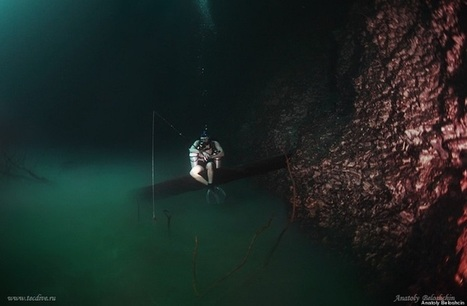 Mexico's Unbelievable Underwater River | The Joy of Mexico | Scoop.it