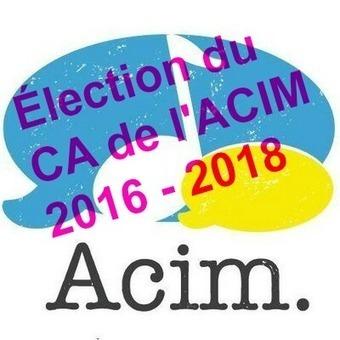 Appel à candidature pour l'élection du CA de l'ACIM – 2016-2018 | Musique en bibliothèque | Scoop.it