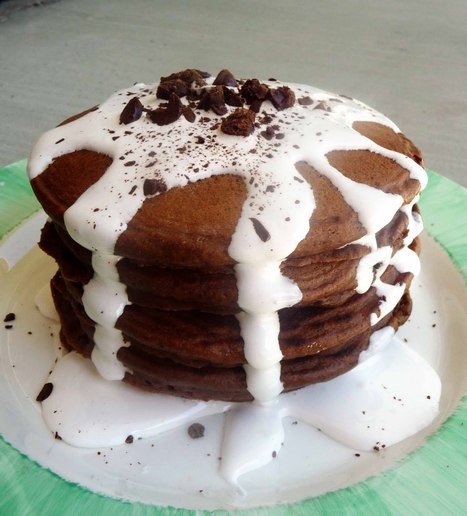 S'mores Pancakes | Cakes & Bakes | Scoop.it