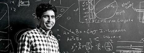 Le travail d'une vie : Salman Khan, fondateur de la Khan Academy - HBR | LearningFutures | Scoop.it