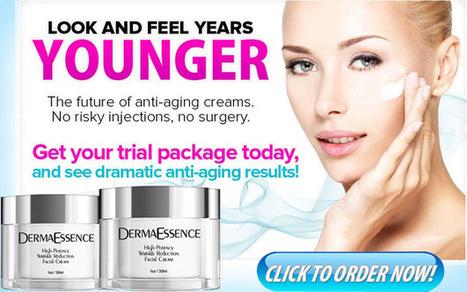 Derma Essence Wrinkle Reduction Cream | computer | Scoop.it