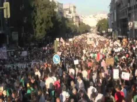 El 15 de octubre en los medios #marchabruselas #walktobrussels | The Marches to Brussels | Scoop.it