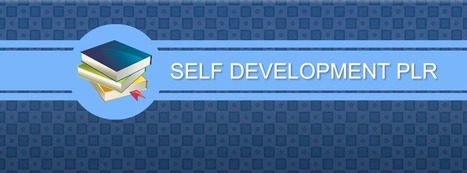 [GET] Self Development PLR Bundle - Crazy Pricing 23 cents per article Limited Special | Ebooks Collection | Scoop.it