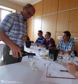 J'ai testé pour vous la dégustation de vins à la maison des sancerre! | Verres de Contact | Scoop.it