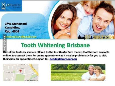 Tooth Whitening Brisbane | Choosing Cosmetic Dentist Brisbane wisely | Scoop.it