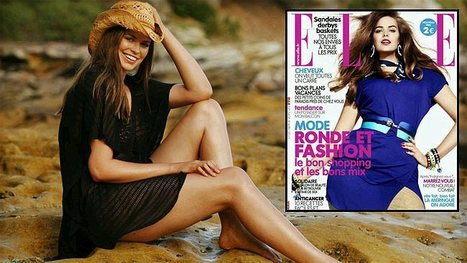 Size is now a big plus on modelling circuit and Robyn Lawley cashes in | The Plus Size Lifestyle Design | Scoop.it