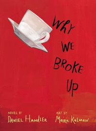 Lunanshee's Lunacy: Review: 'Why We Broke Up' by Daniel Handler, Art by Maira Kalman | YA Literature | Scoop.it