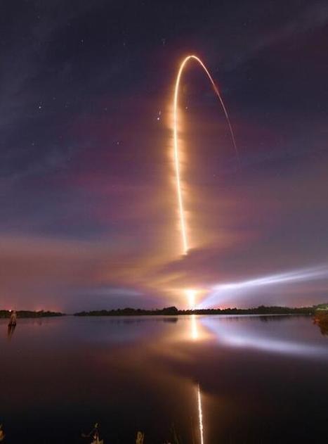 Da Terra com amor...um foguete | pix | Scoop.it