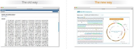 Plasmid Viewer - Better View Your Sequences | Science and reality | Scoop.it