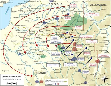 40 cartes qui expliquent la Grande Guerre | Nos Racines | Scoop.it