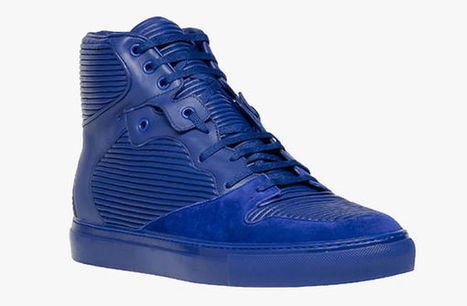 Sleek Monochromatic Kicks - The Balenciaga Holiday 2013 Collection Features Some Great Sneakers (TrendHunter.com) | Digital-News on Scoop.it today | Scoop.it