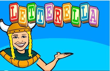 Letterella Games - TVOKids.com | Literacy in the Kindergarten Classroom | Scoop.it