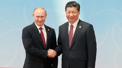Europe still a key partner for Russia, but China a priority – Putin | Global politics | Scoop.it