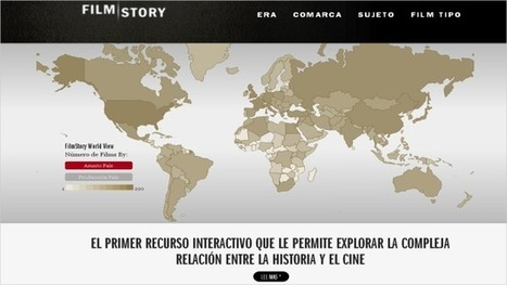 FILM STORY: UN RECURSO DE CINE E HISTORIA PARA EL PROFESORADO DE SECUNDARIA Y BACHILLERATO | Enseñar Geografía e Historia en Secundaria | Scoop.it
