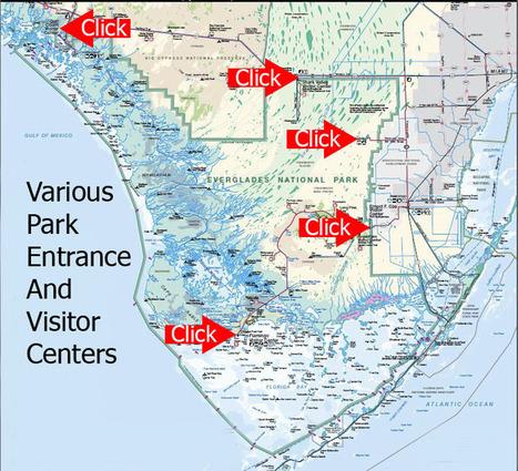 Park Entrances & Visitor Centers - Everglades National Park   Everglades Tour Guide   Scoop.it