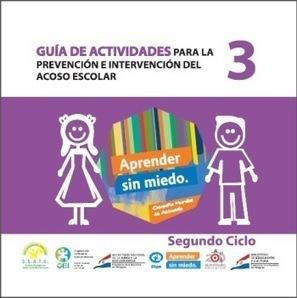 Guía de Actividades para la prevención e intervención del acoso escolar – Segundo Ciclo | salud adolescente | Scoop.it